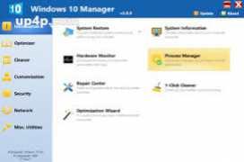 Windows 10 Professional Manager v2.2.2 Full Crack