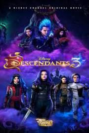 Descendants 3.2019