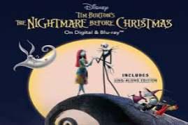 Nightmare Before Christmas 1993