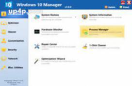 WindoWs 10 Manager - 3 2 9 0 incl Keygen