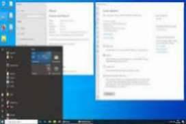 Windows 10 version 1909 (updated Jan 2020) ITA