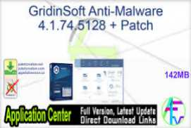 Gridinsoft Anti Malware 4