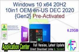 Windows 10 X64 Pro VL 2004 OEM ESD en-US SEP 2020 {Gen2}