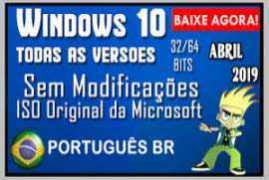 Windows 10 1809 AIO x86-x64 PT-PT Clean ISO 2019 RODYwheels