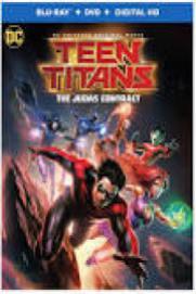 Teen Titans The Judas Contract 2017
