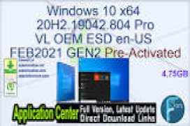 Windows 7 10 X64 20H2 ULT PRO ESD en-US JAN 2021 {Gen2}
