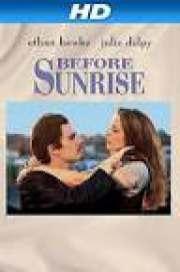 Before Sunrise 1995